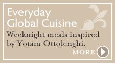 Everyday Global Cuisine